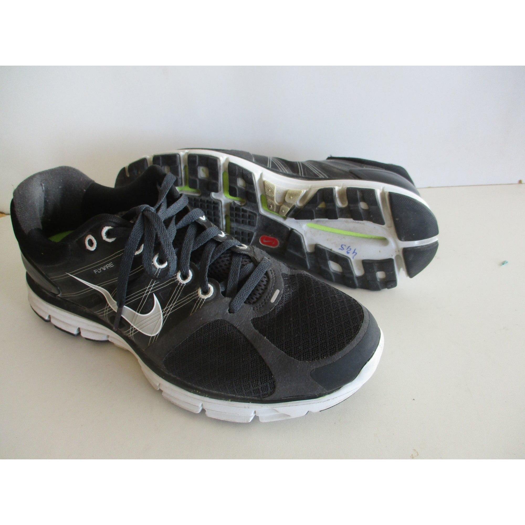 Baskets nylon noir Synthétique Nike pour homme en coloris Noir pY9l