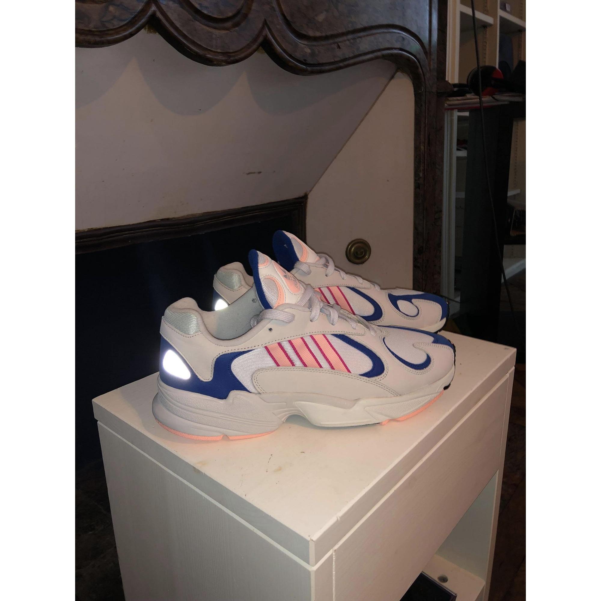 Baskets tissu blanc adidas pour homme en coloris Blanc ATPk