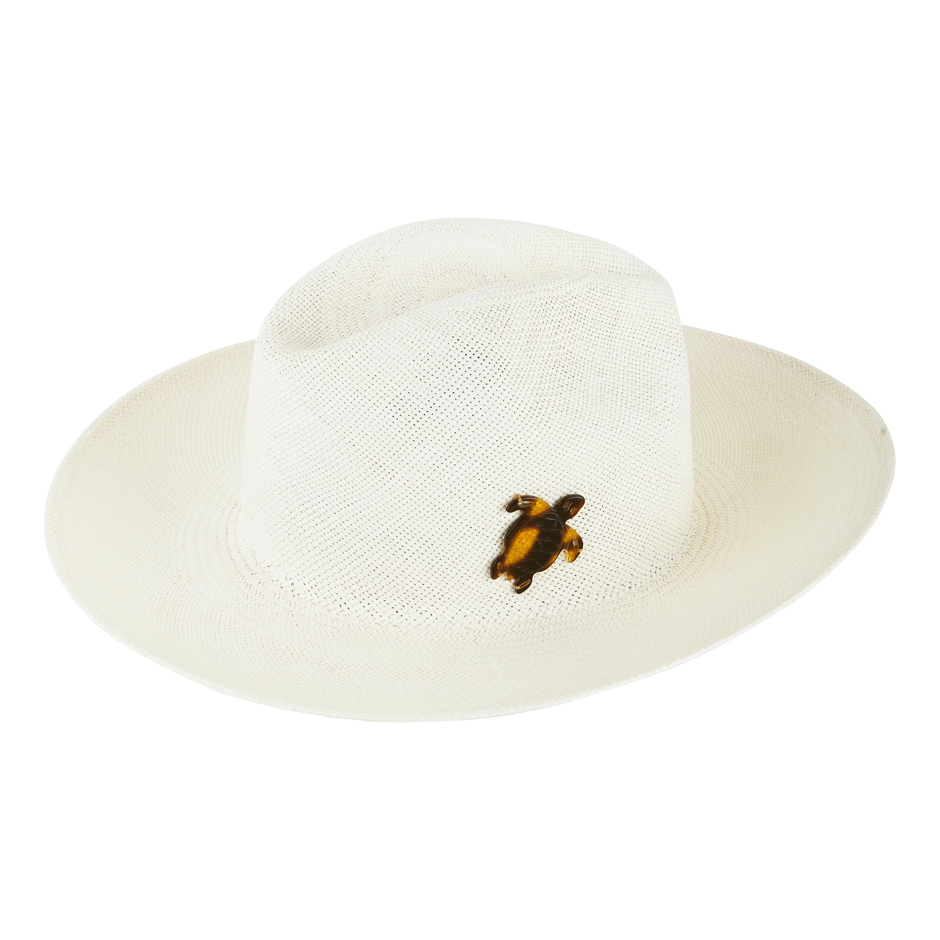 471b18268 Vilebrequin Women Natural Straw Hat Solid - Lyst