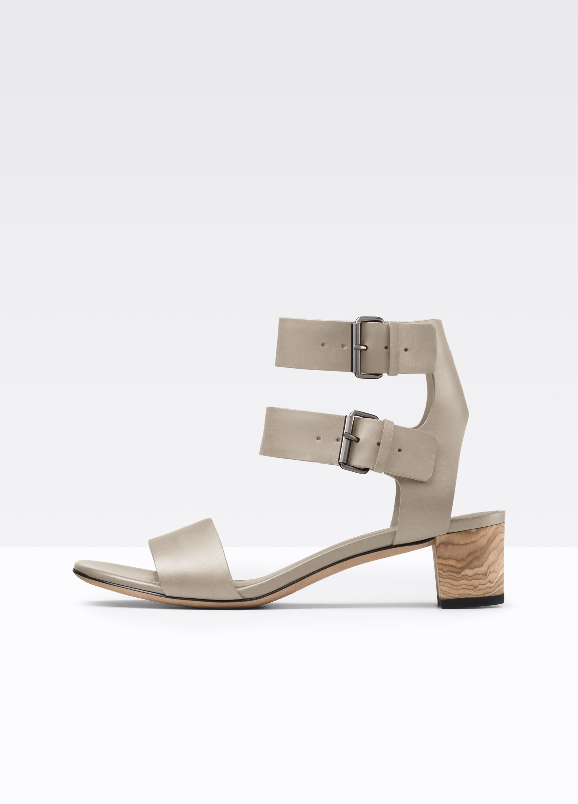 Lyst Vince Ria Leather City Sandal