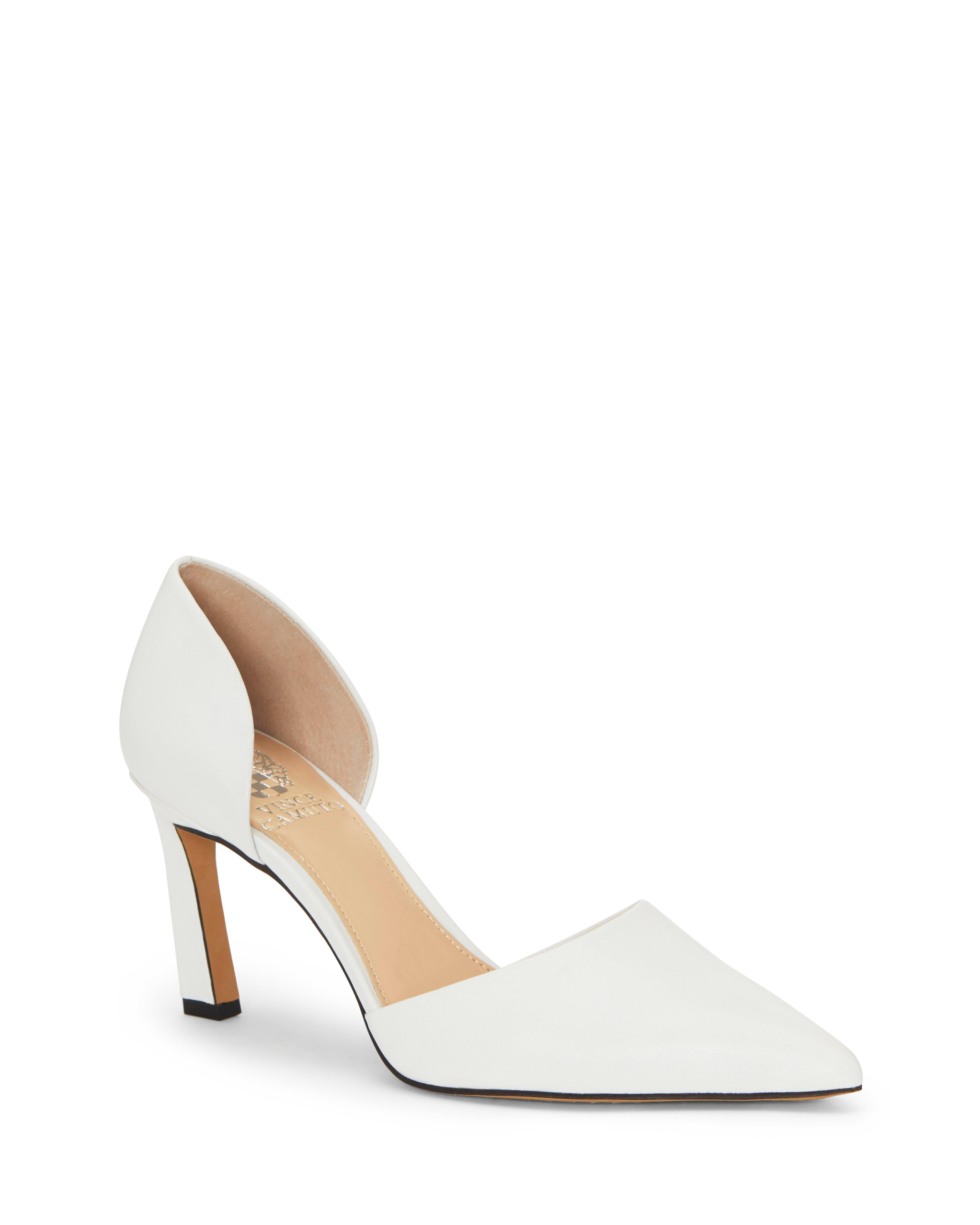 c21bedcef0a Lyst - Vince Camuto Renny – D orsay Pump