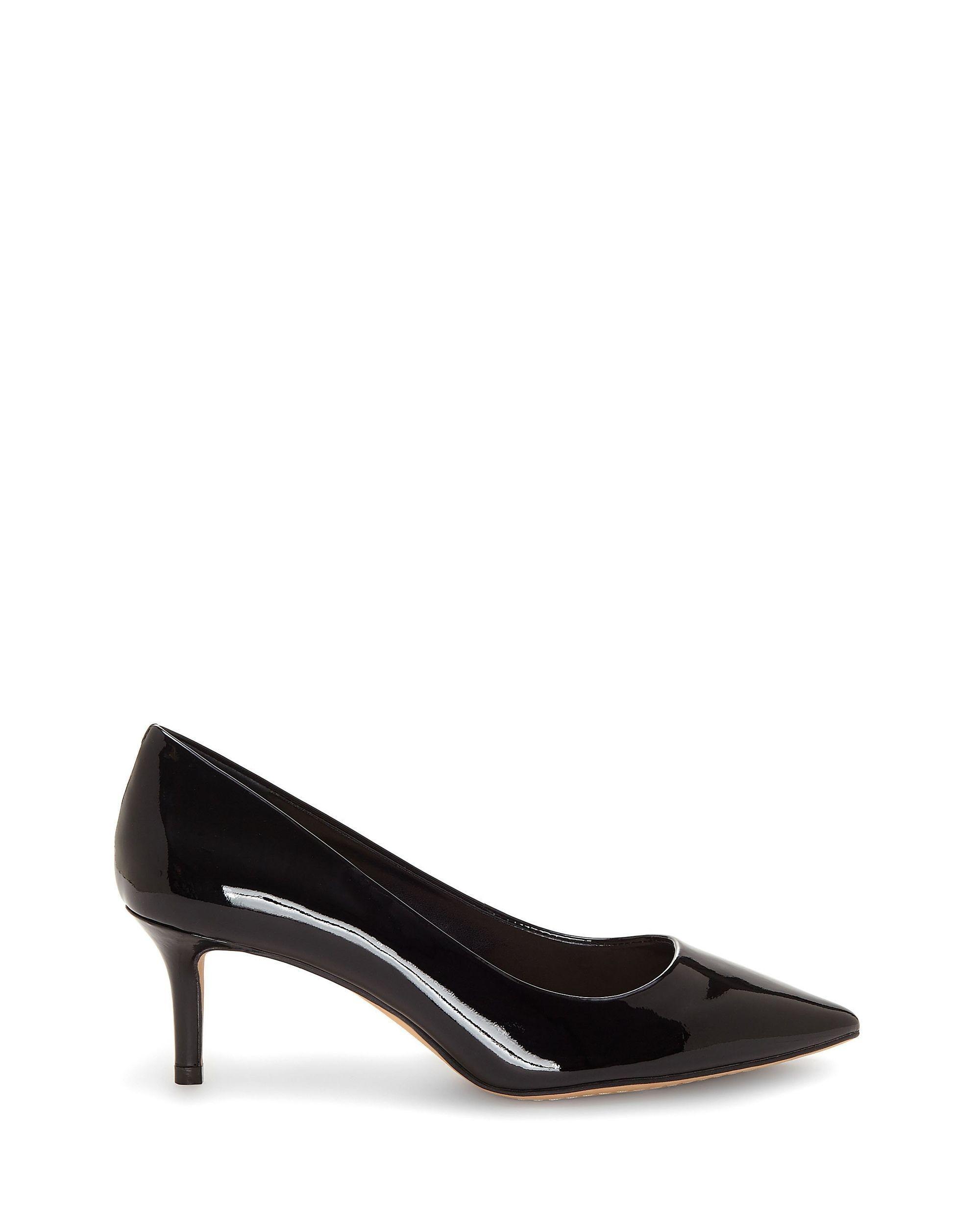 242808660af9 Lyst - Vince Camuto Kemira – Low-heel Pump in Black