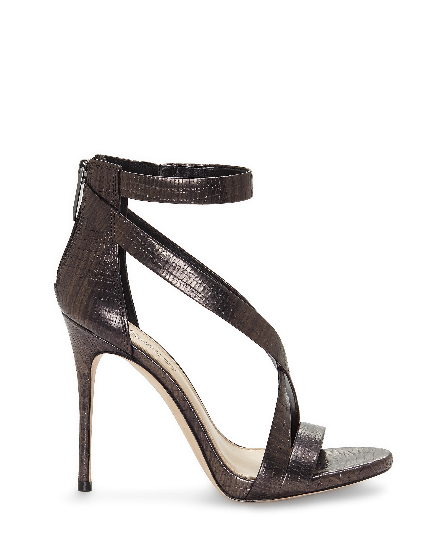 Imagine Vince Camuto Devin3 Lizard Print Strappy Dress Sandals Ad7N4m