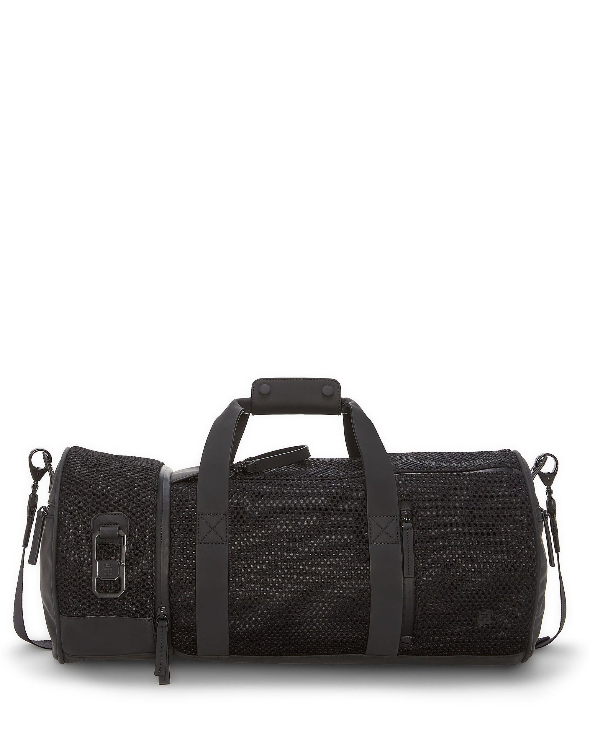 412a6e76e120 Lyst - Vince Camuto Urban – Mesh Duffel in Black for Men - Save 50%