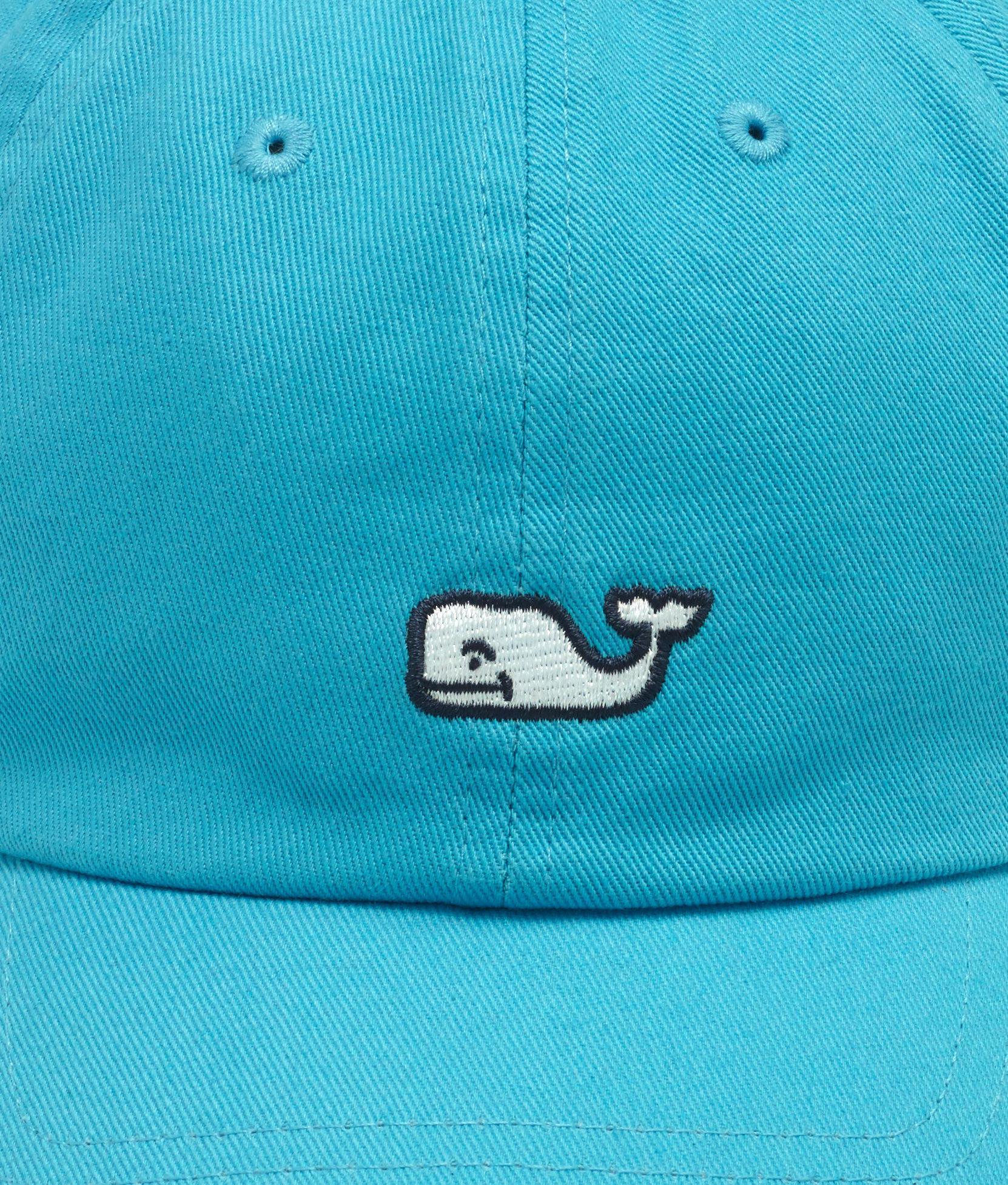 c622b4d2f95 Vineyard Vines - Blue Whale Logo Baseball Hat for Men - Lyst. View  fullscreen
