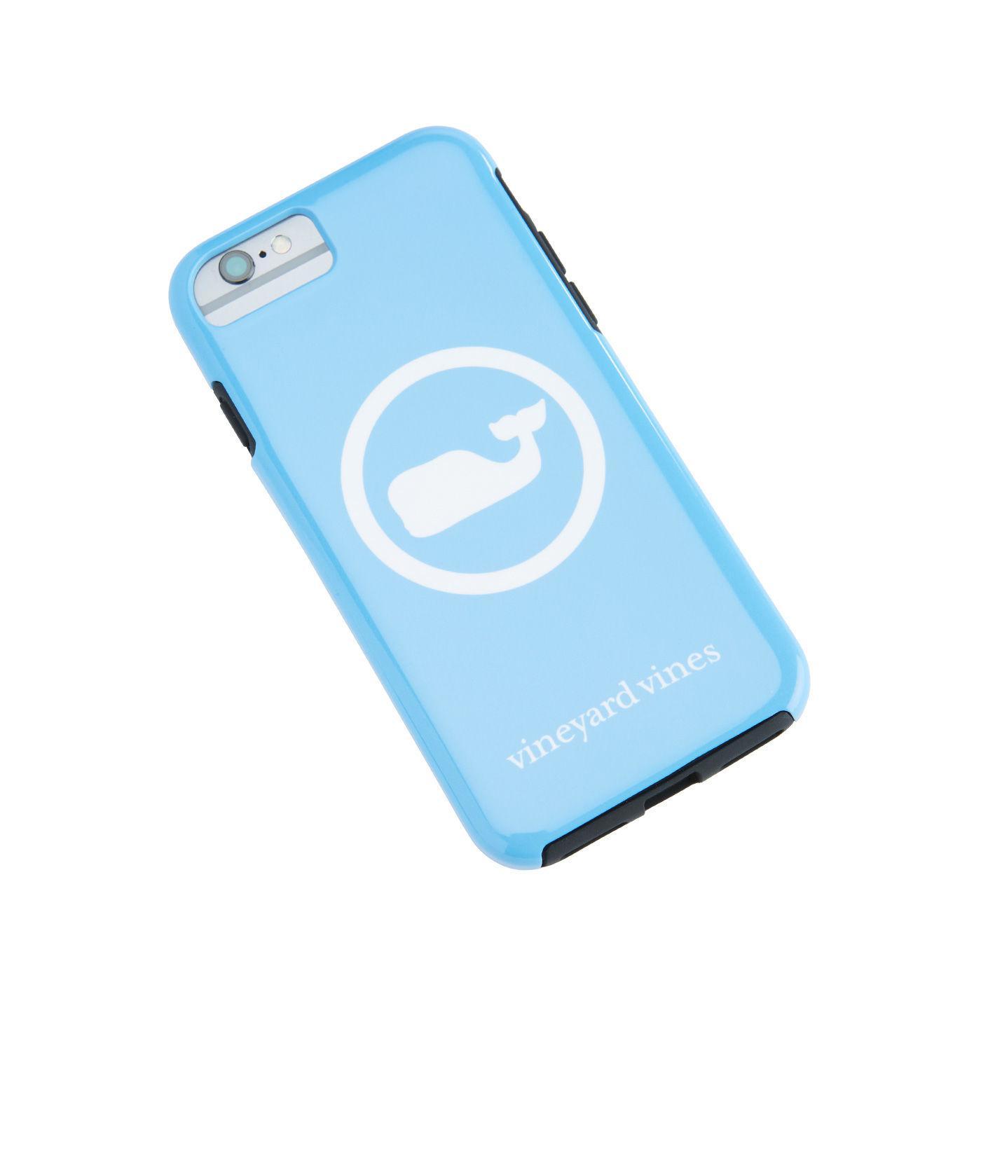 official photos 88317 6e472 Vineyard Vines Blue Whale Dot Iphone 7 / 8 Case