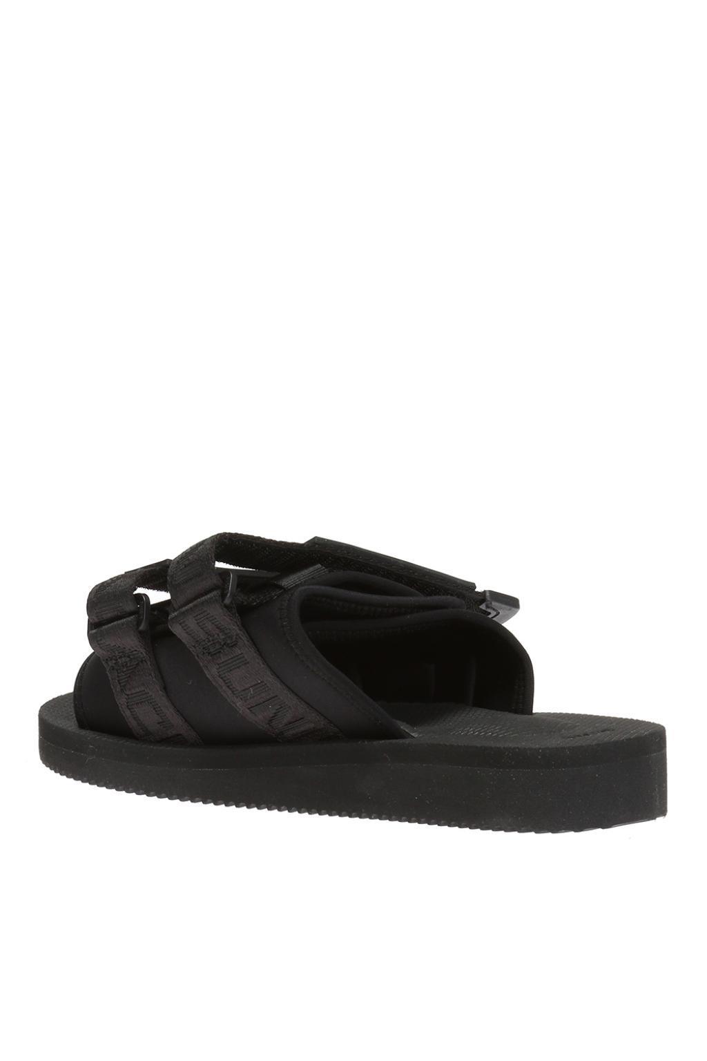 de91cfdfa44d Lyst - Palm Angels Suicoke Moto-m Sandals in Black for Men