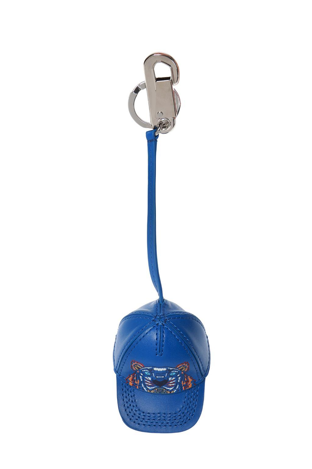 2ca98d6a KENZO Hat Keychain in Blue for Men - Lyst