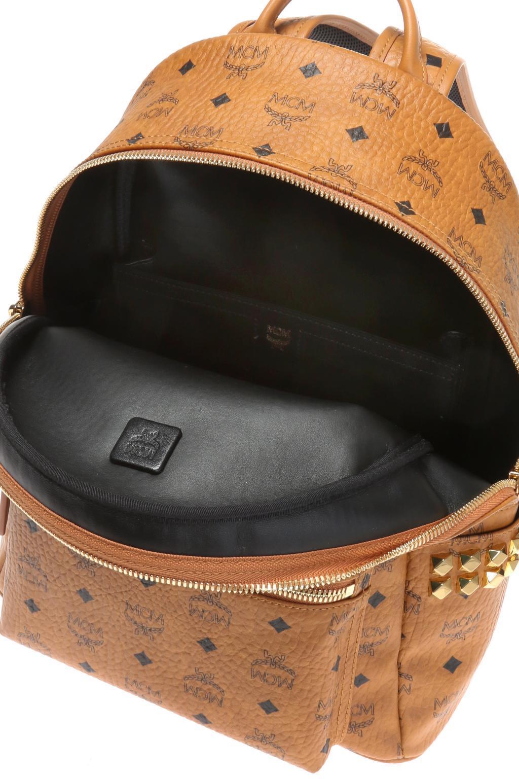 MCM 'stark' Backpack in Brown