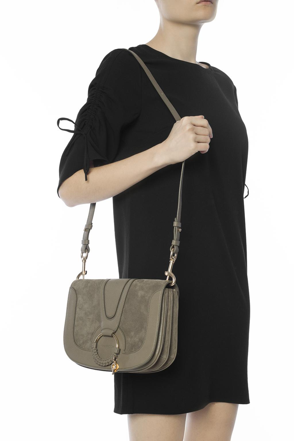 c48f282225 See By Chloé Green 'hana' Shoulder Bag