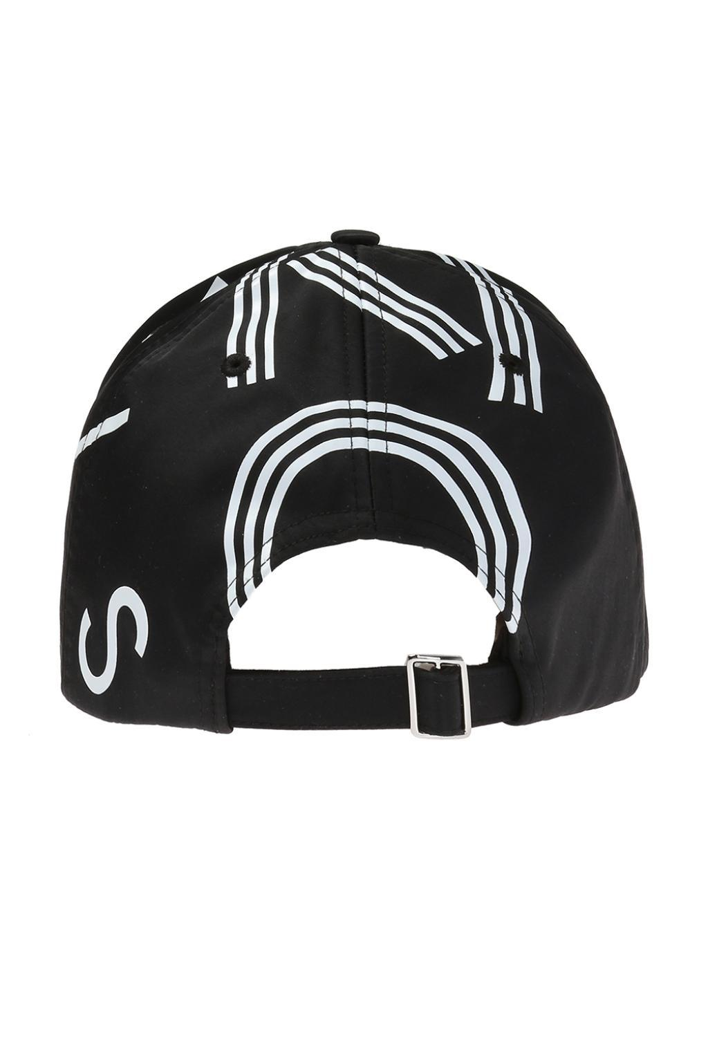 9173390d KENZO - Black Baseball Cap With Logo for Men - Lyst. View fullscreen