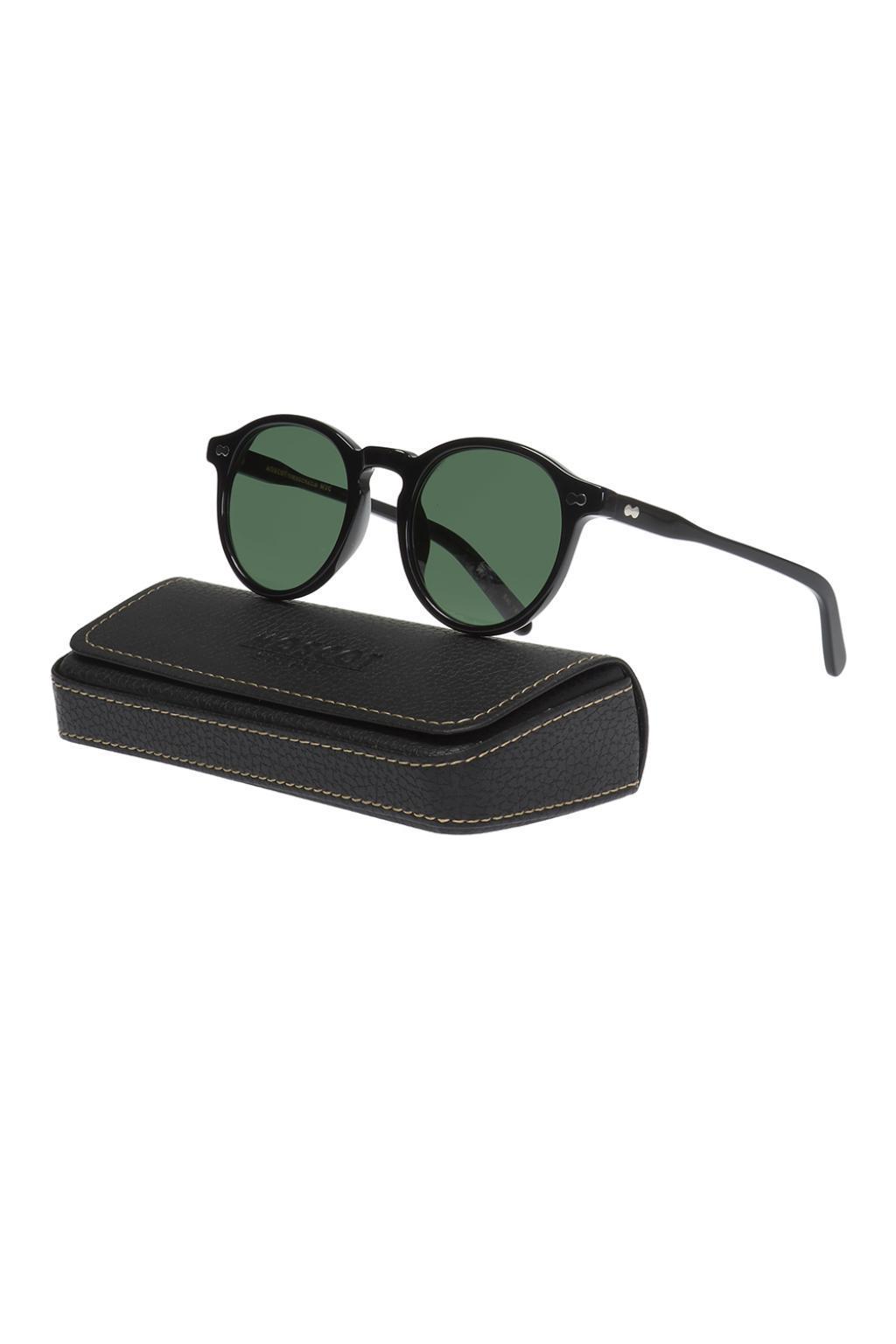 185a3f2622 Moscot  miltzen  Sunglasses in Black for Men - Lyst