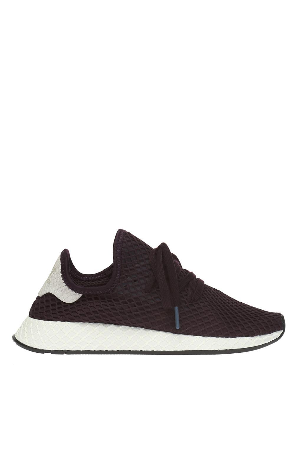 0bacae1e2511d Lyst - adidas Originals  deerupt  Sneakers in Purple