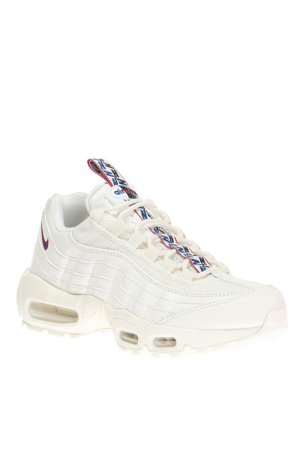 Nike Rubber 'air Max 95 Tt' Sneakers in White for Men - Lyst