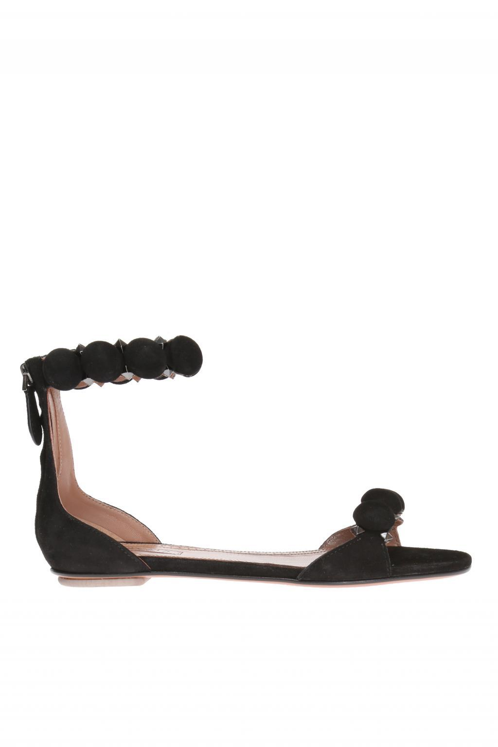Pre-owned - Exotic leathers sandals Alaia S0pwa5epH