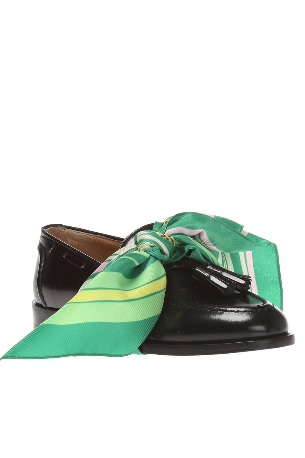 Off-White c o Virgil Abloh - Black Slip-on Shoes - Lyst. View fullscreen 3e025a5c9