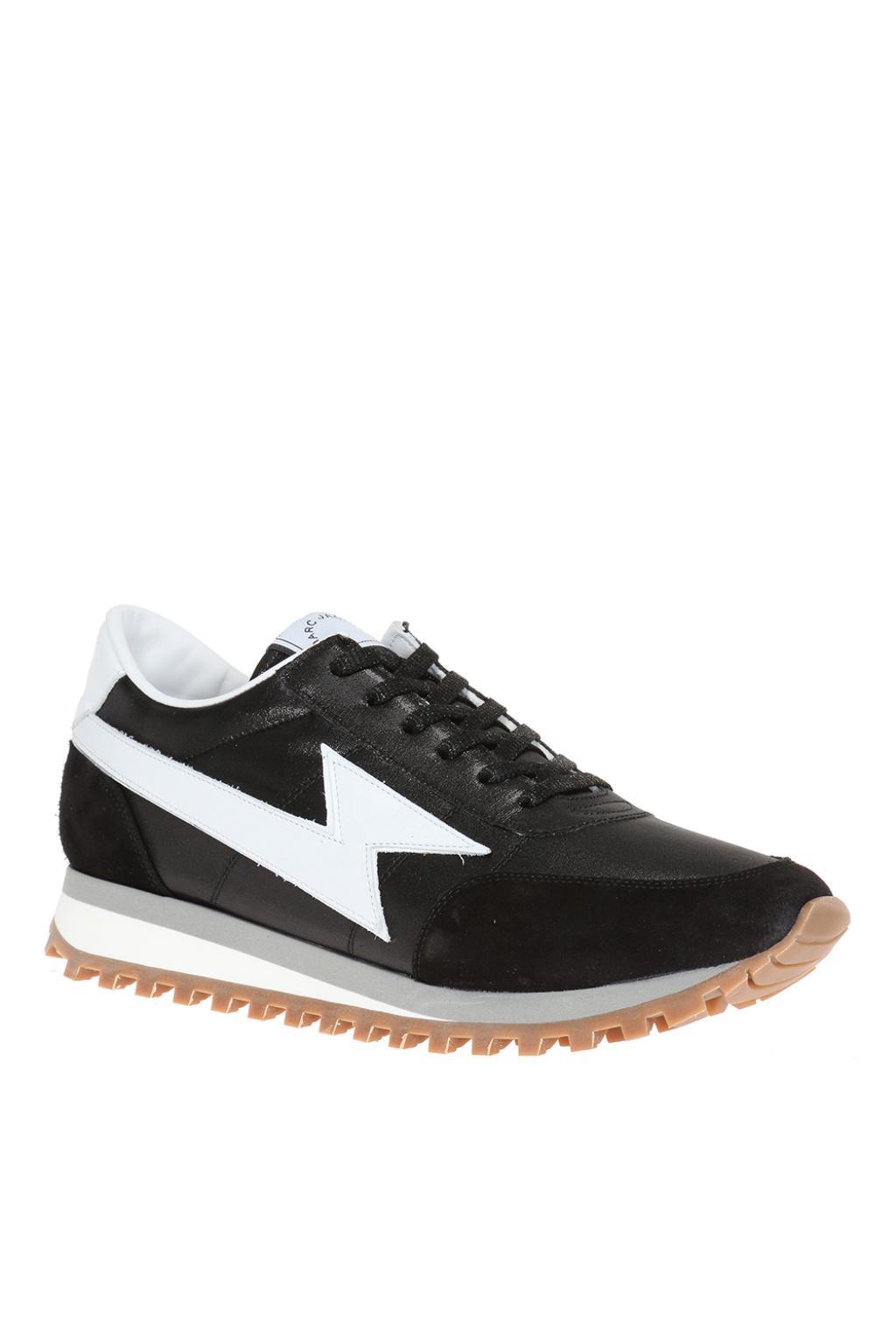 lightning patch sneakers - Black Marc Jacobs dCodZCkG