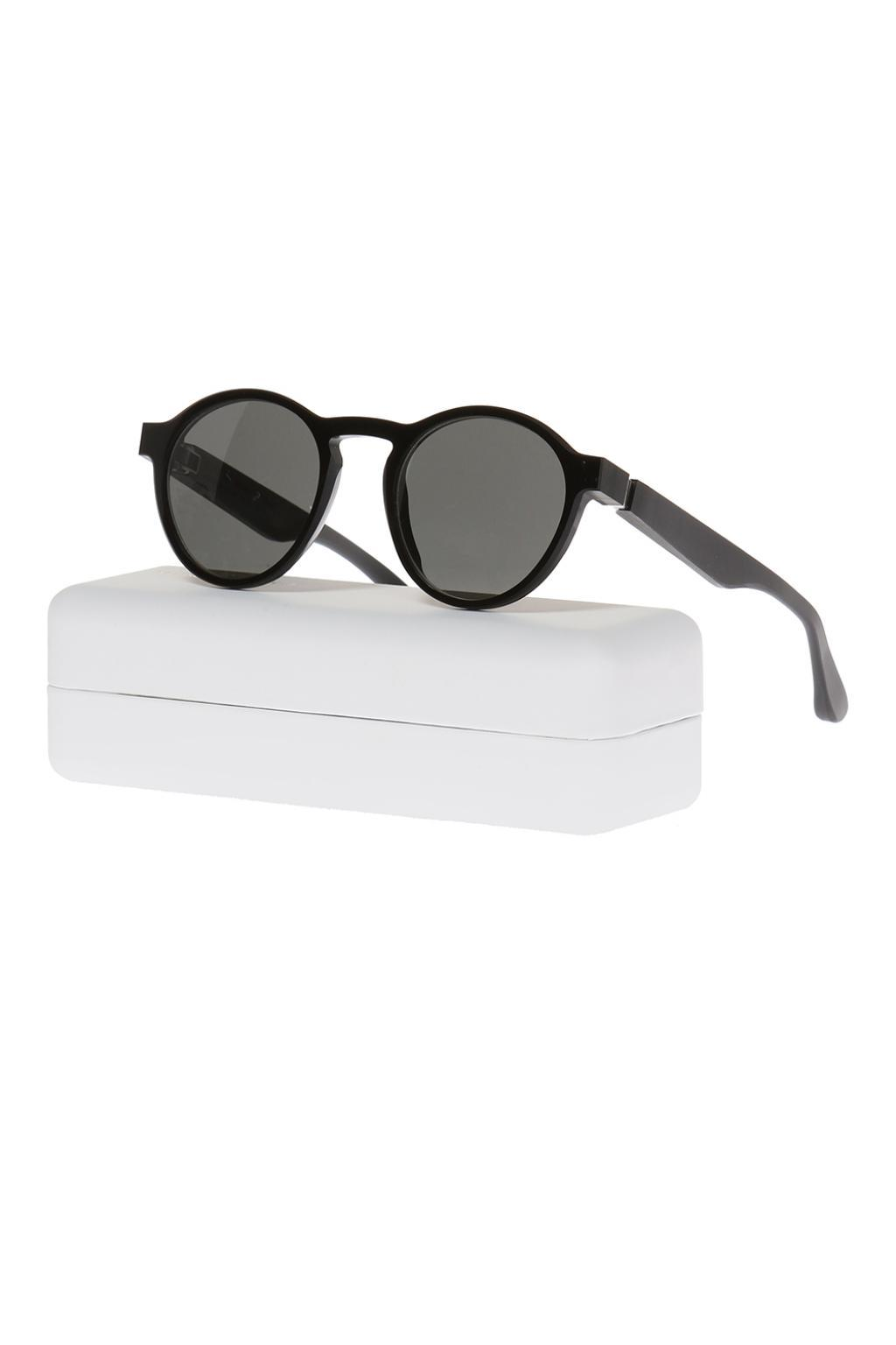 Mykita 'mmraw002' Sunglasses in Black for Men