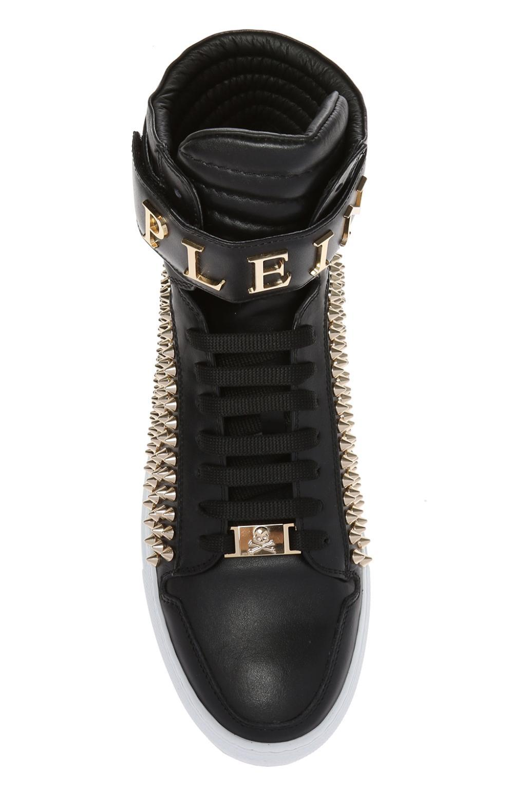 Plein High 'ernie' Men Sneakers Black For Top Philipp sthrCdQ