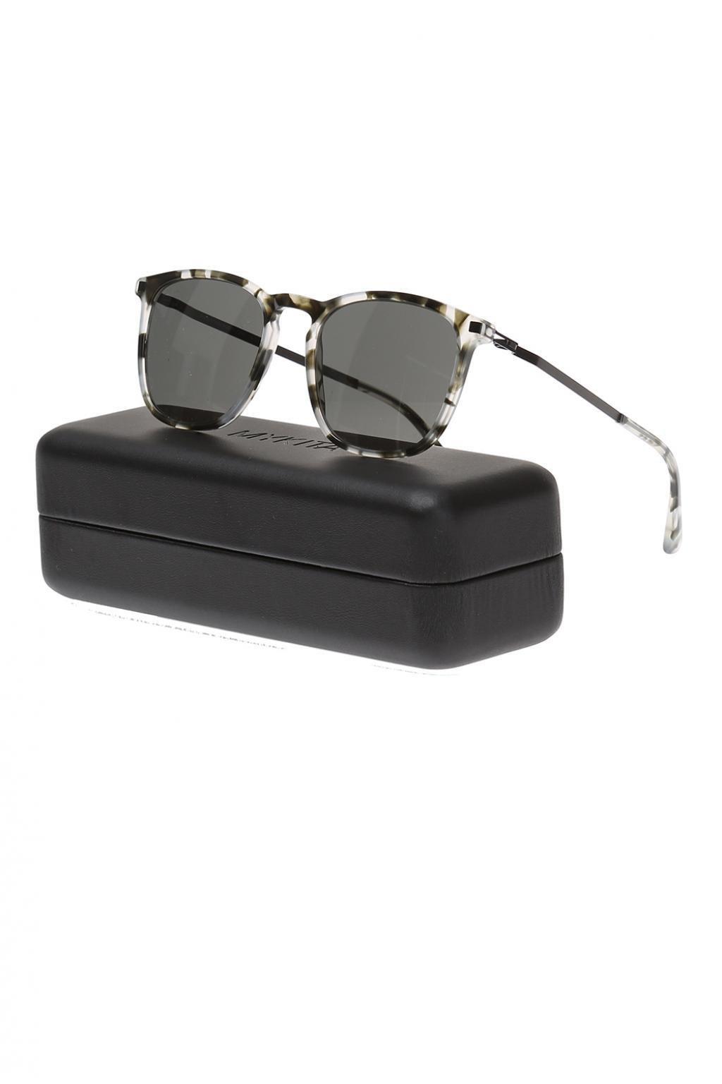 8874d448dead Lyst - Mykita  atka  Sunglasses in Black
