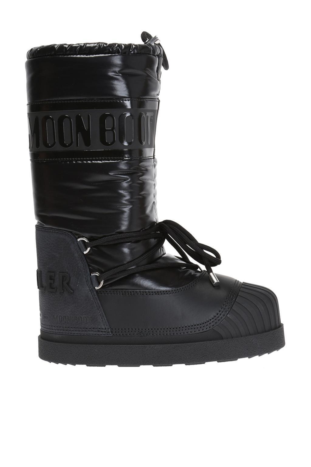 bdd0fe2a18c Women's Black X Moon Boot