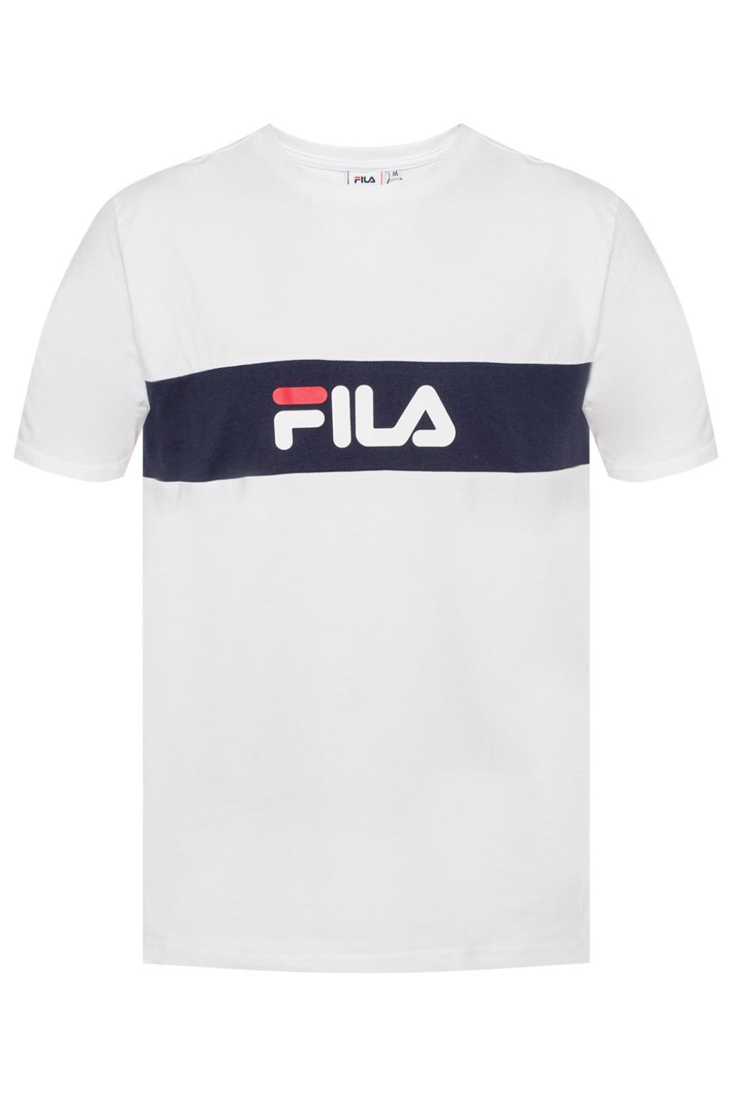 13f9b5d0d83d Lyst - Fila Branded T-shirt for Men