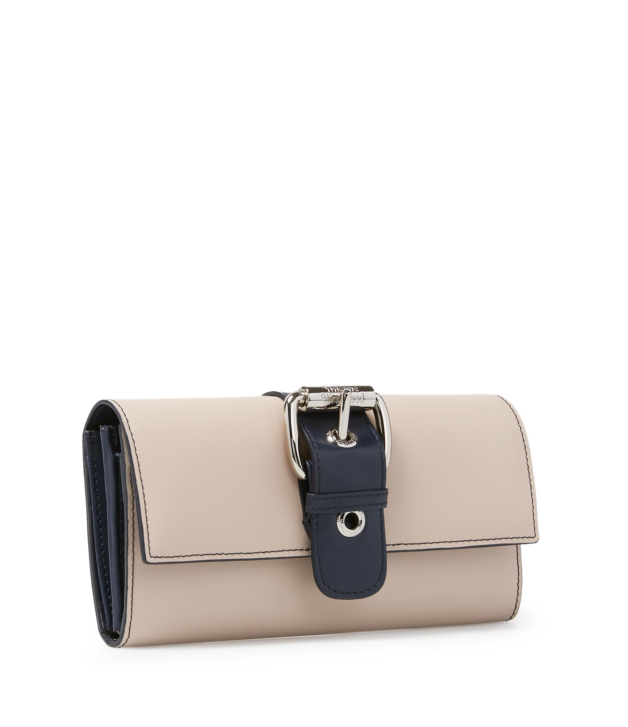 974f55f259 Vivienne Westwood Alex Long Wallet 321416 Nude in Natural - Lyst