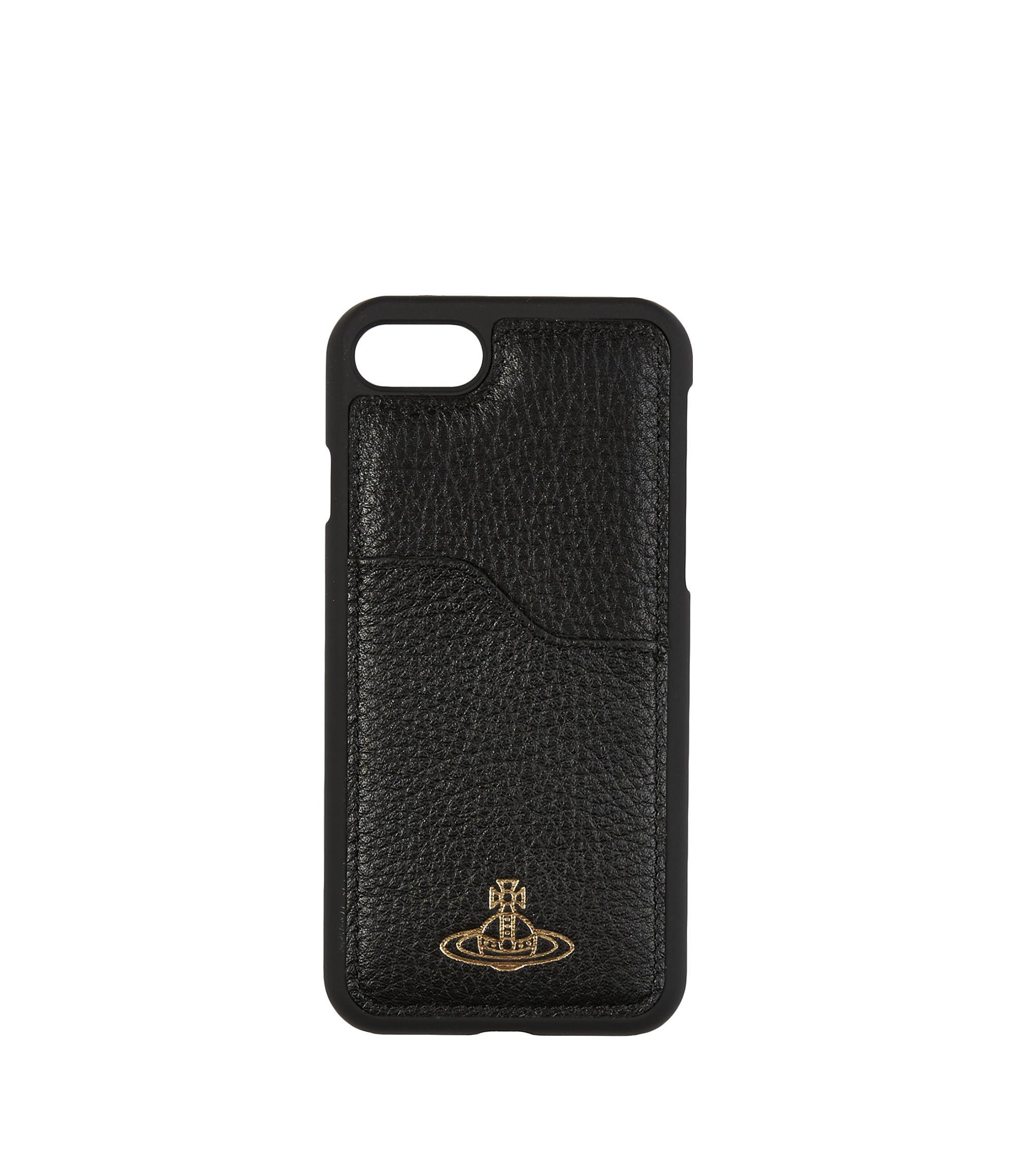 brand new 1b4e3 c62ba Vivienne Westwood Iphone 7/8 Case Black