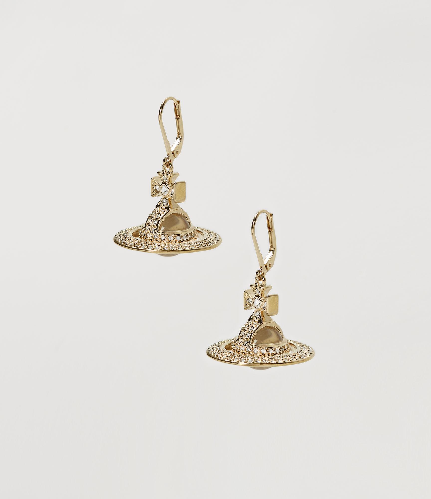 7ebd419ff Vivienne Westwood Sorada Orb Earrings Gold Tone in Metallic - Lyst