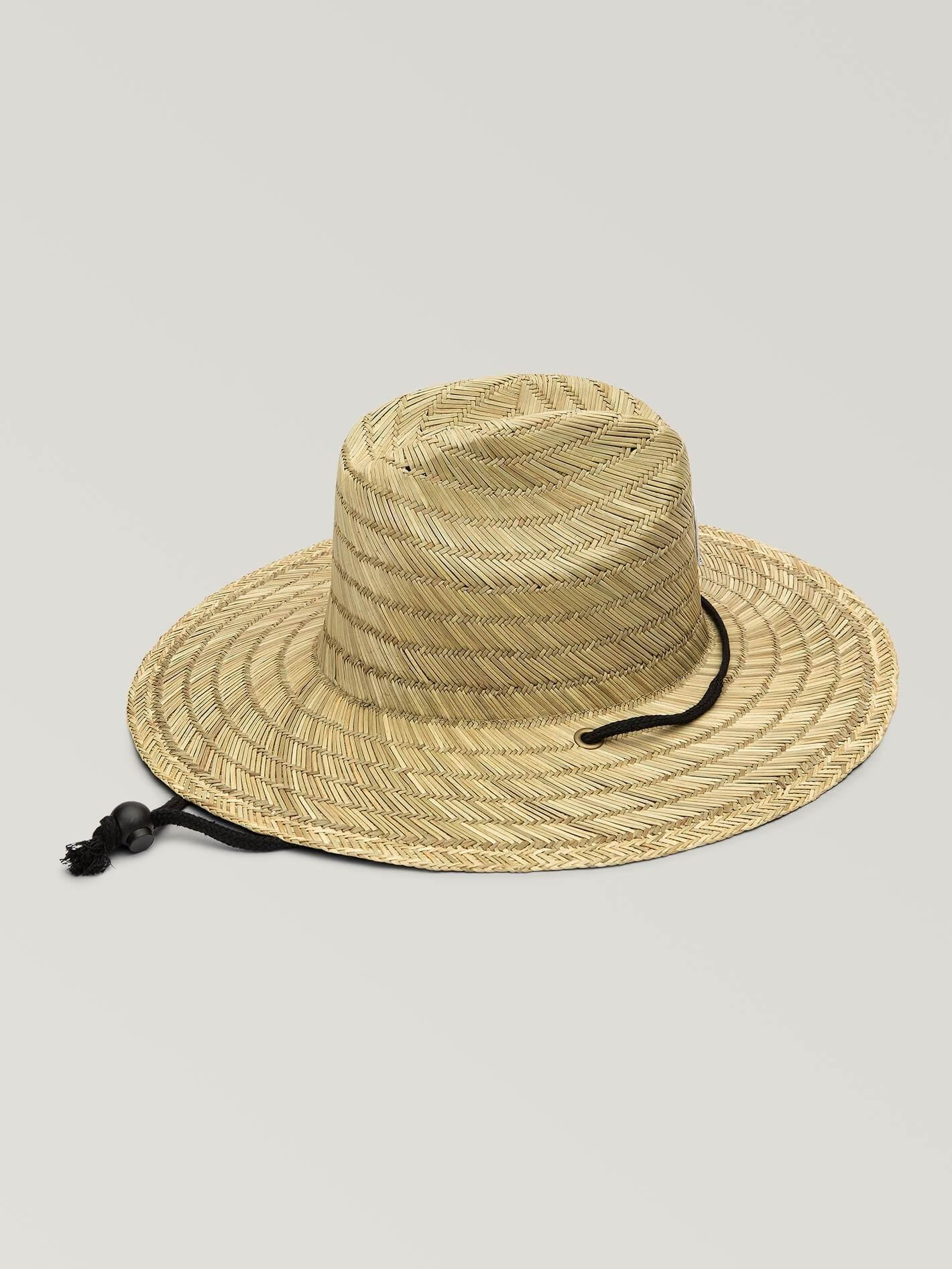 huge selection of 2737d 750b9 Lyst - Volcom Cresticle Straw Hat in Natural for Men