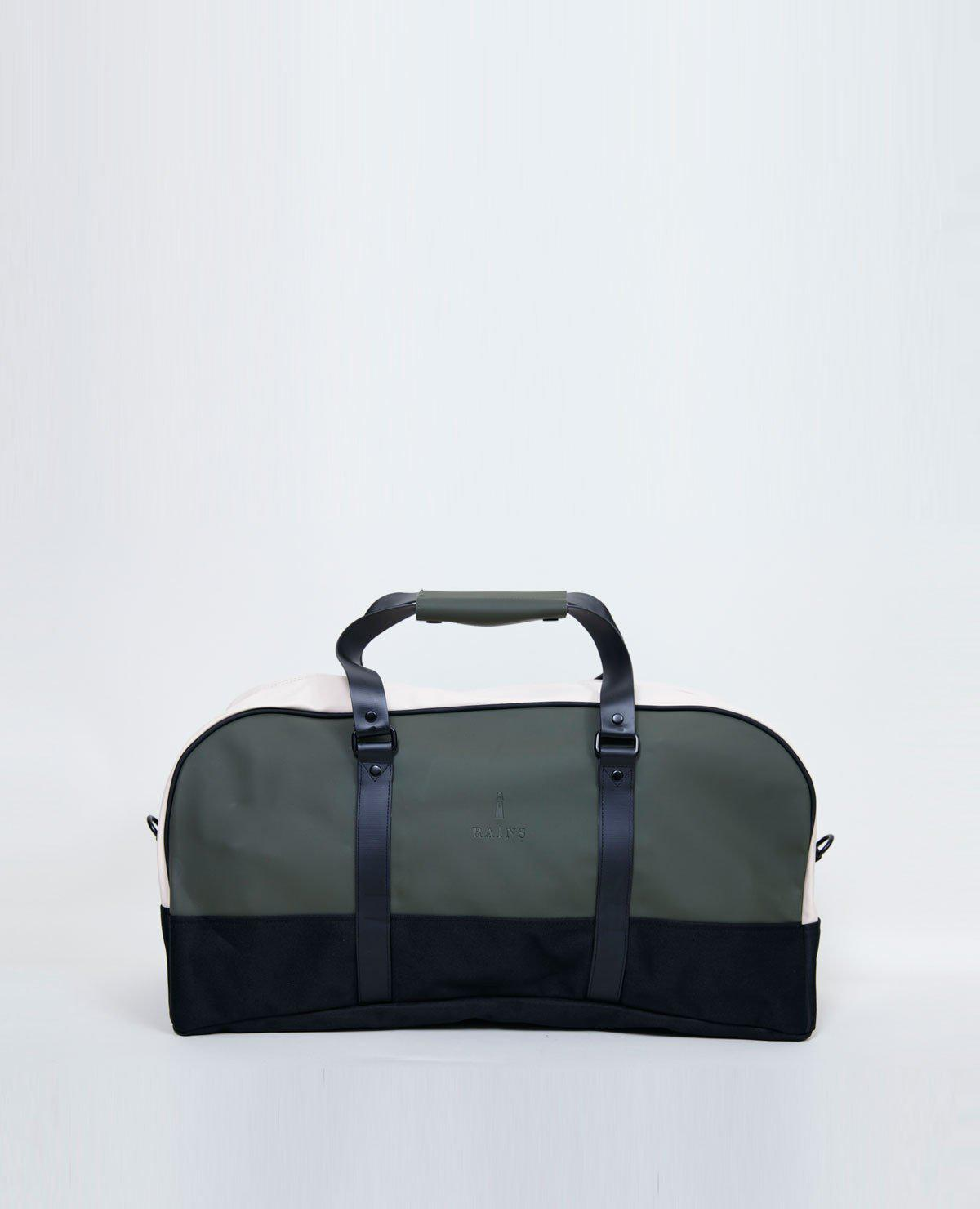 374f6d09dc2 Rains Travel Bag Green Sand in Green for Men - Lyst