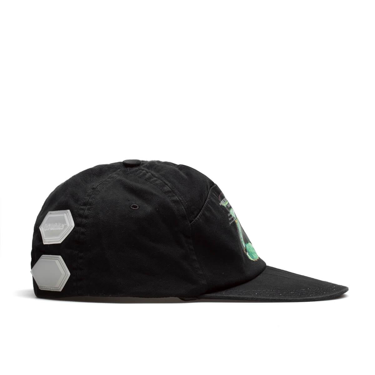 abf7a0b74ce5e Lyst - Off-White c o Virgil Abloh Green Man Cap in Black for Men