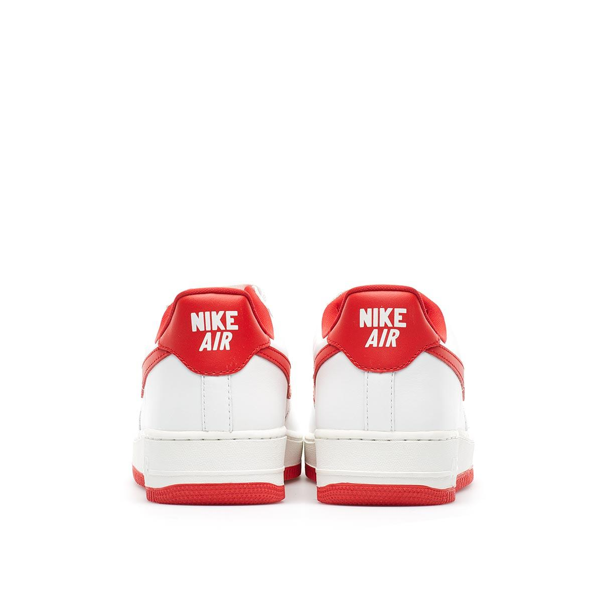 Nike Leather Air Force 1 Low Retro in White for Men