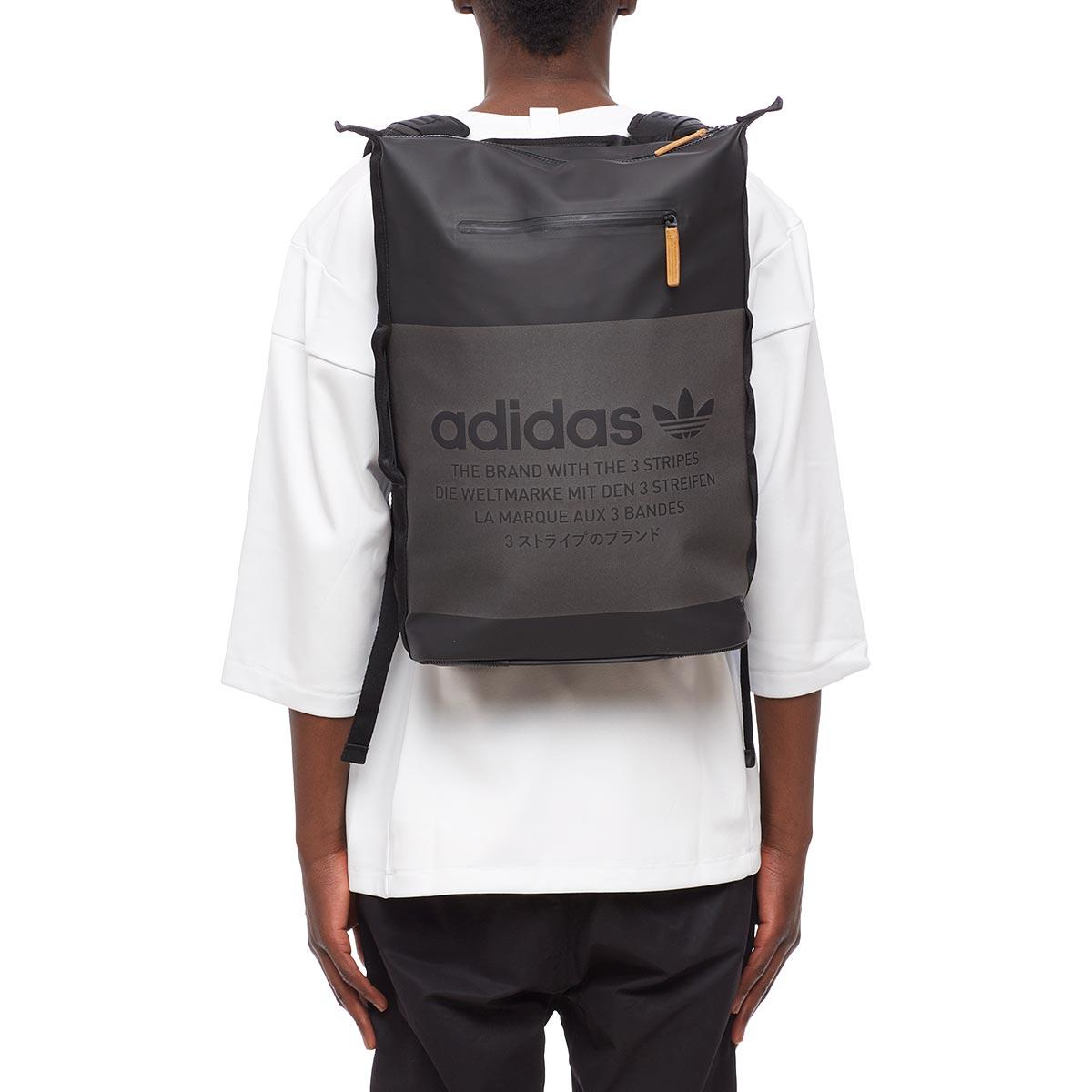 Lyst - adidas Originals Nmd Backpack Day in Black for Men 69df3031ae4ce