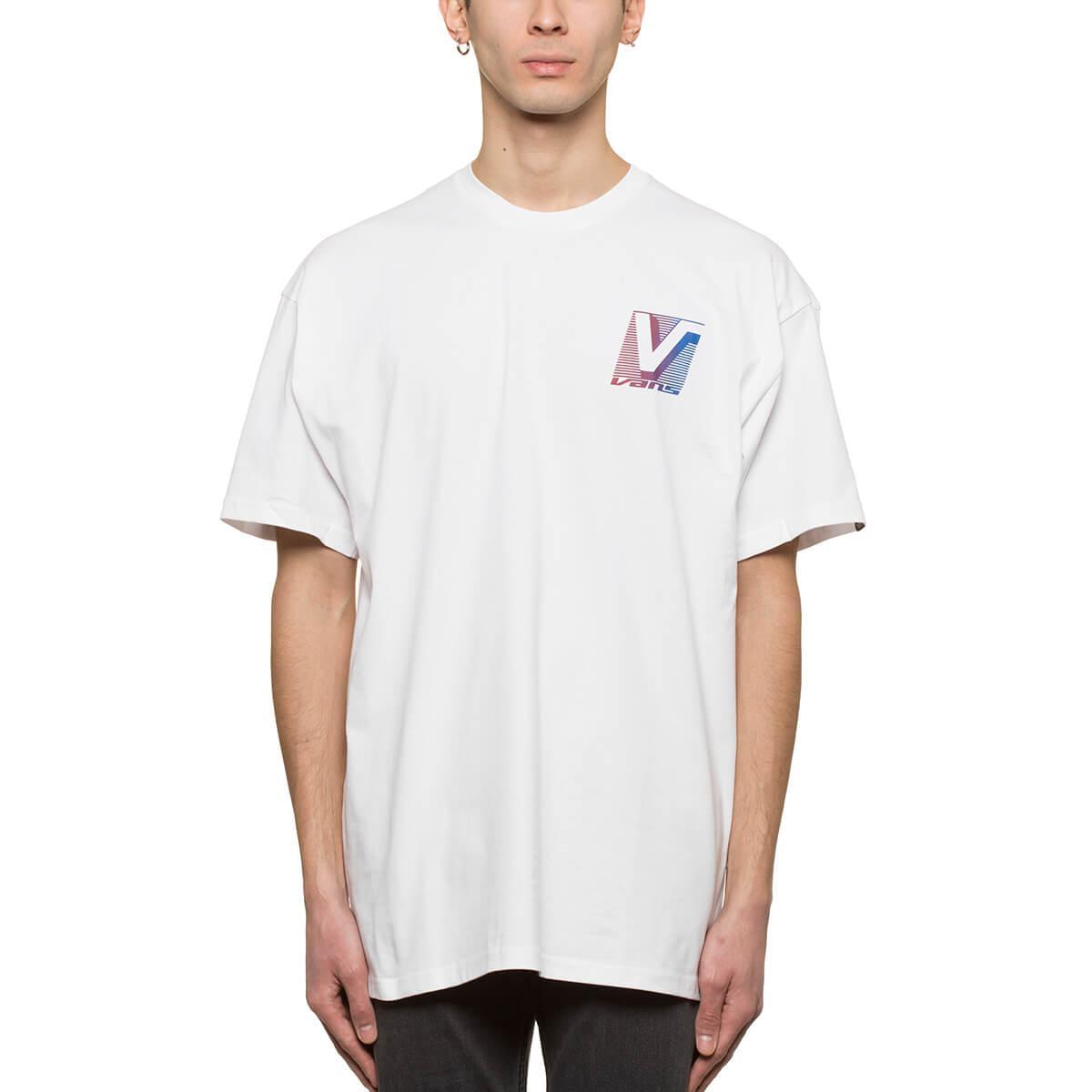 0b2be840eb75b1 Vans Mn Grand T-shirt in White for Men - Lyst