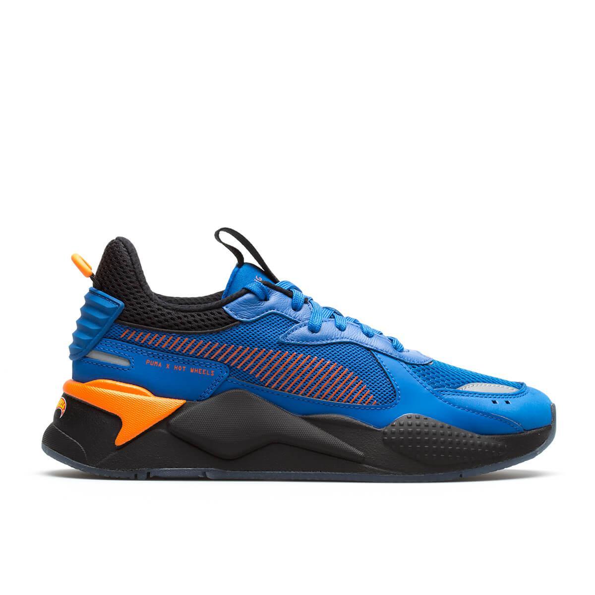Lyst - PUMA Rs-x Toys Hot Wheels 16 in Blue for Men 1a6c0de82