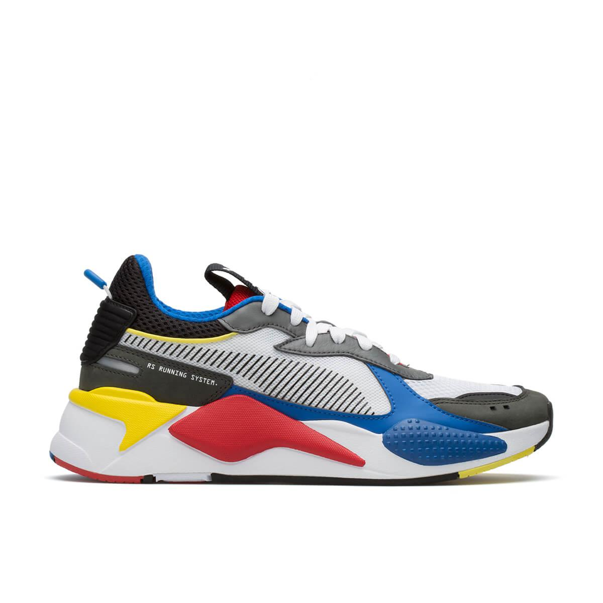Lyst - PUMA Rs-x Toys Sneakers in White for Men 8443a850e