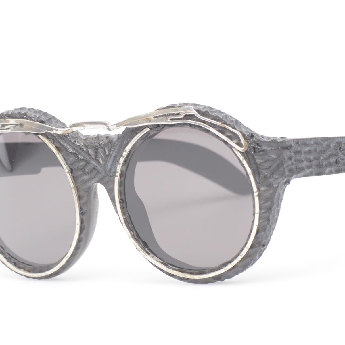 Kuboraum A2 Bm Ranx Sunglasses in Black (Purple) for Men