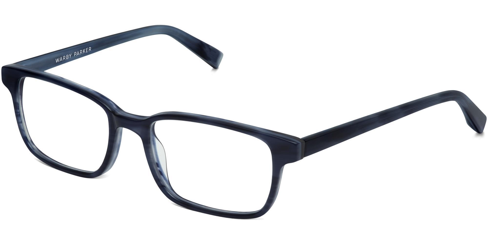 9b786885f6 Lyst - Warby Parker Crane Eyeglasses in Blue