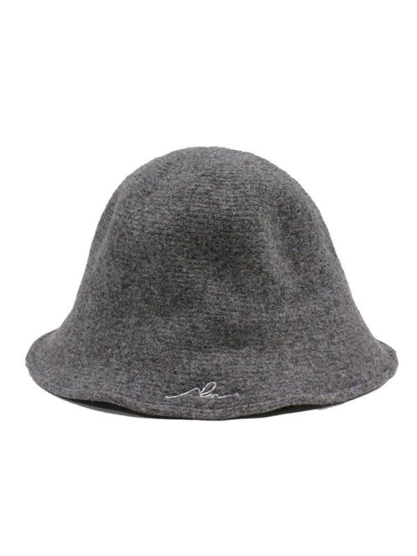 5d515de02b7 Lyst - SLEEPYSLIP Sleeping Wool Gray Bucket Hat in Blue