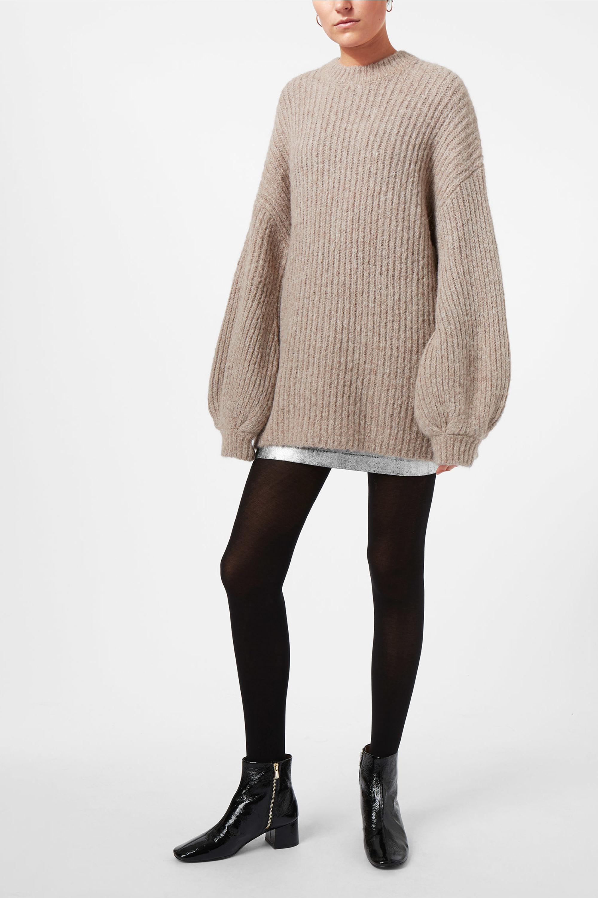 Weekday Tiziana Sweater in Brown - Lyst 488c03a9c
