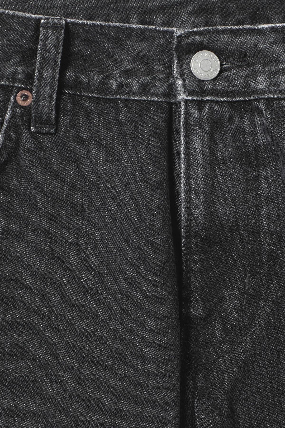 Weekday Denim Friday Trotter Black Jeans in Grey (Grey) for Men