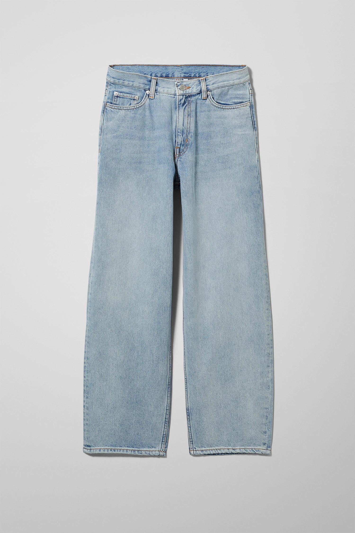 Weekday Denim Rail Miami Blue Jeans
