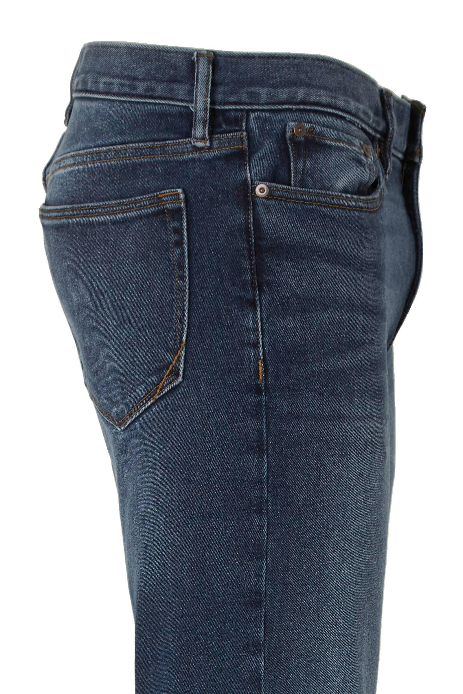 Banana Republic Denim Slim Fit Jeans 905-fresh Air Blue voor heren