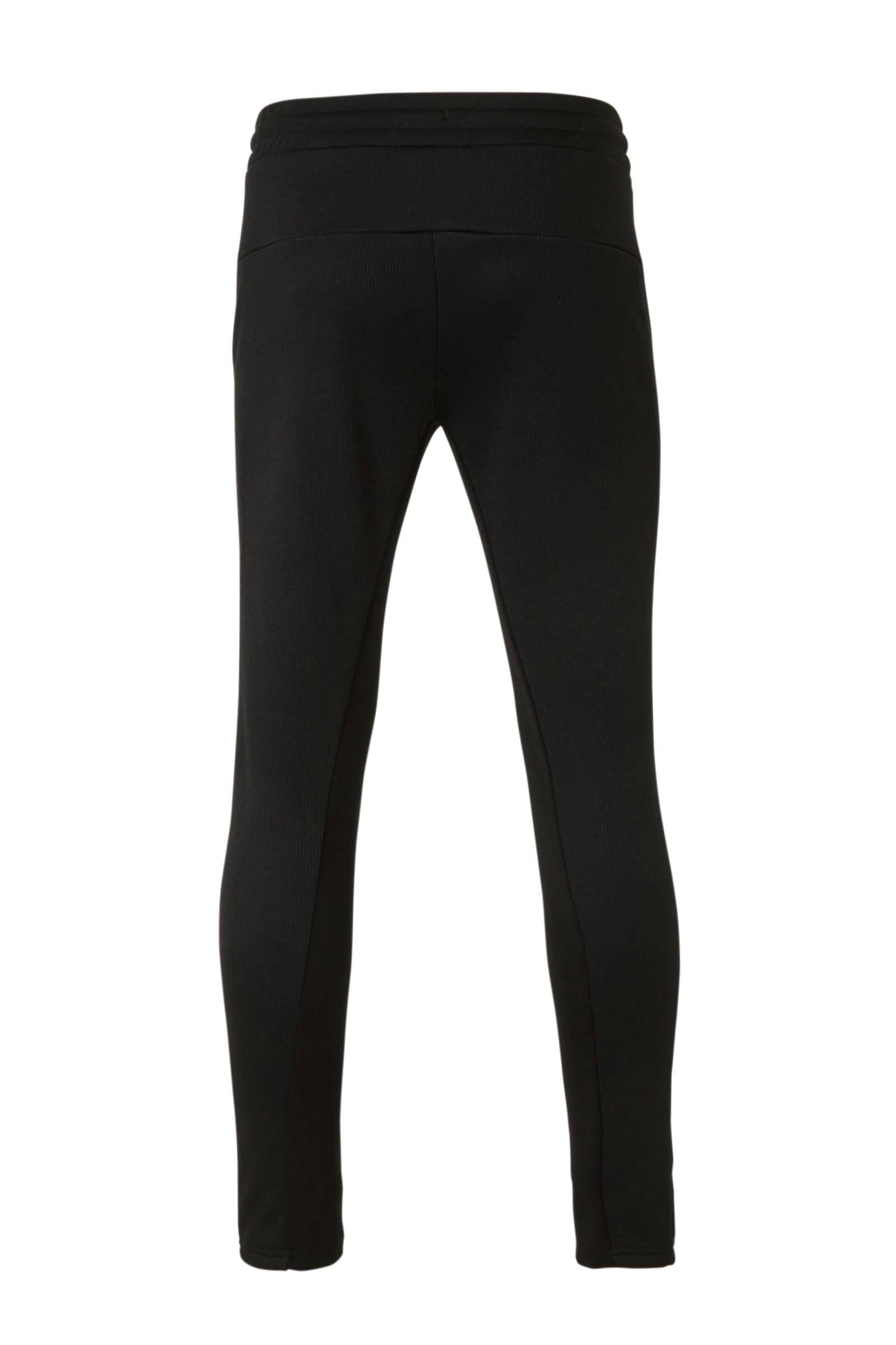 Jack & Jones Denim Jeans Intelligence Regular Fit joggingbroek Zwart in het Zwart voor heren