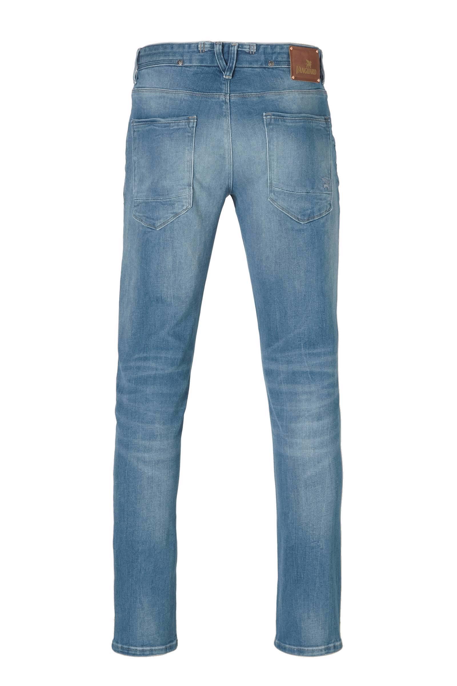 Vanguard Denim Regular Fit Jeans V7 Rider in het Blauw voor heren