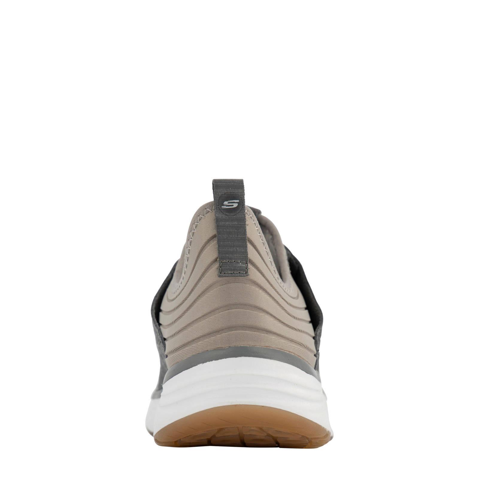 Skechers Sneakers Grijs/beige in het Grijs voor heren