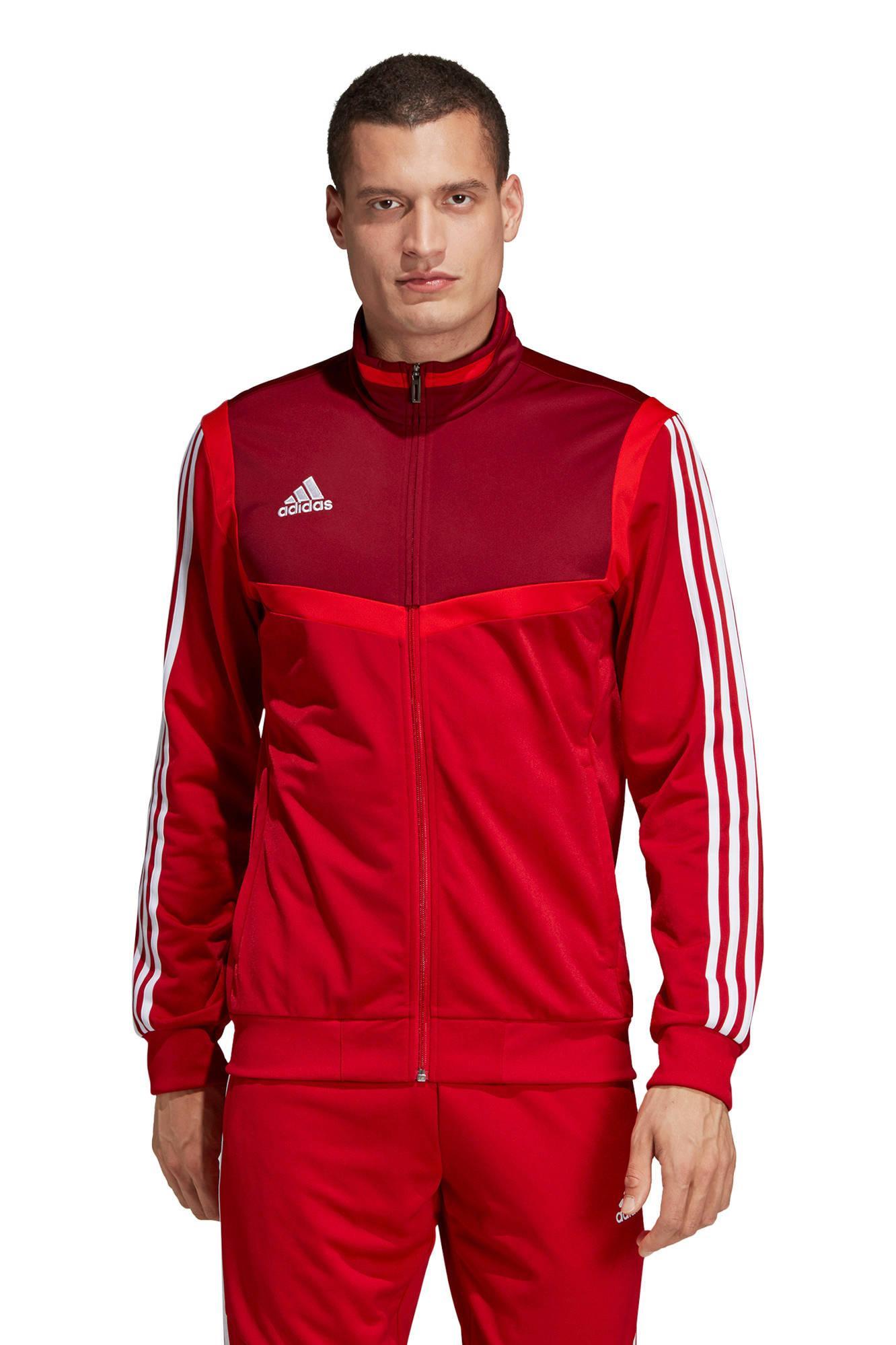 adidas Sportvest Tiro in het Rood voor heren