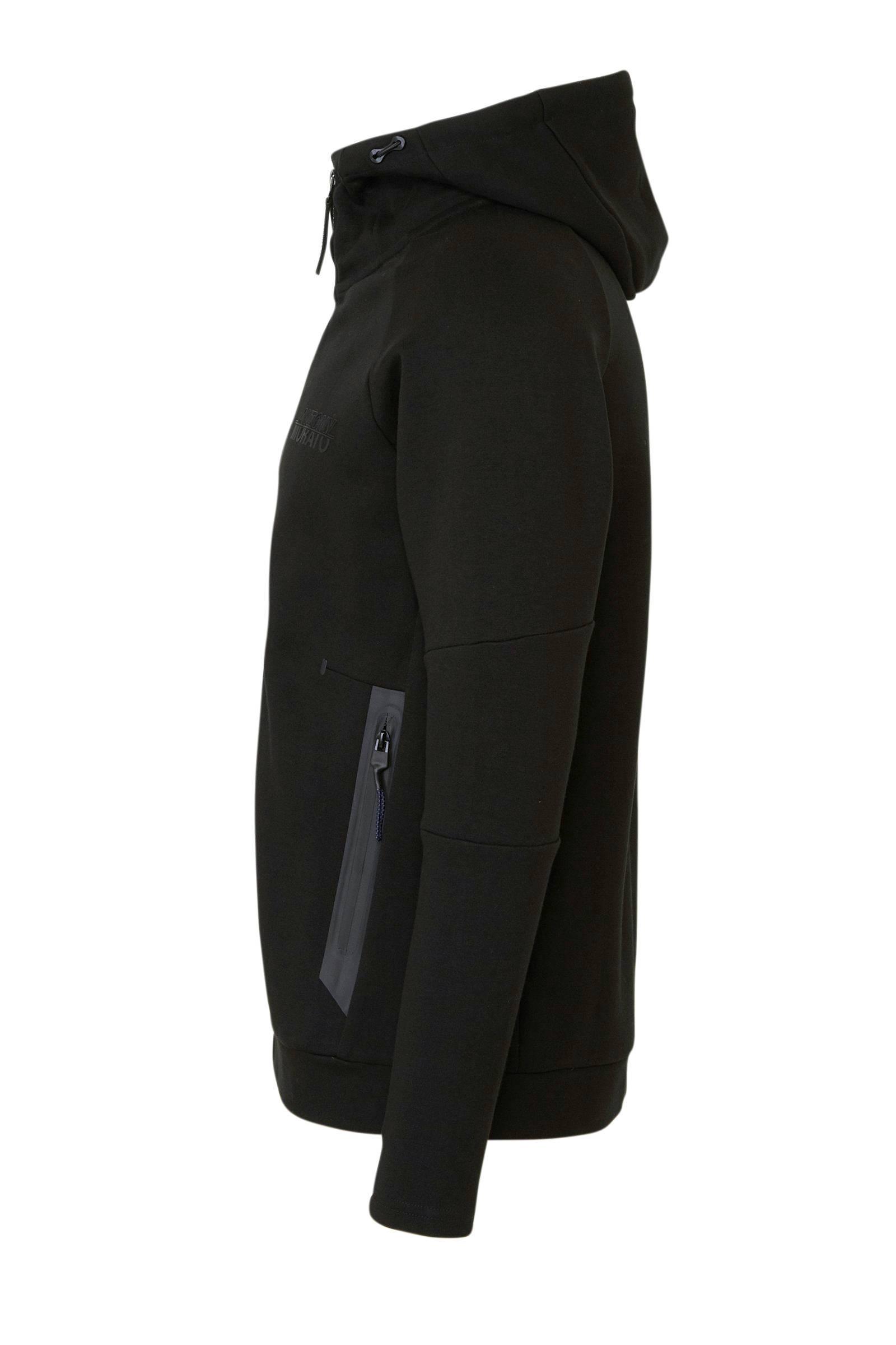 Antony Morato Vest Met Logo Zwart in het Zwart voor heren