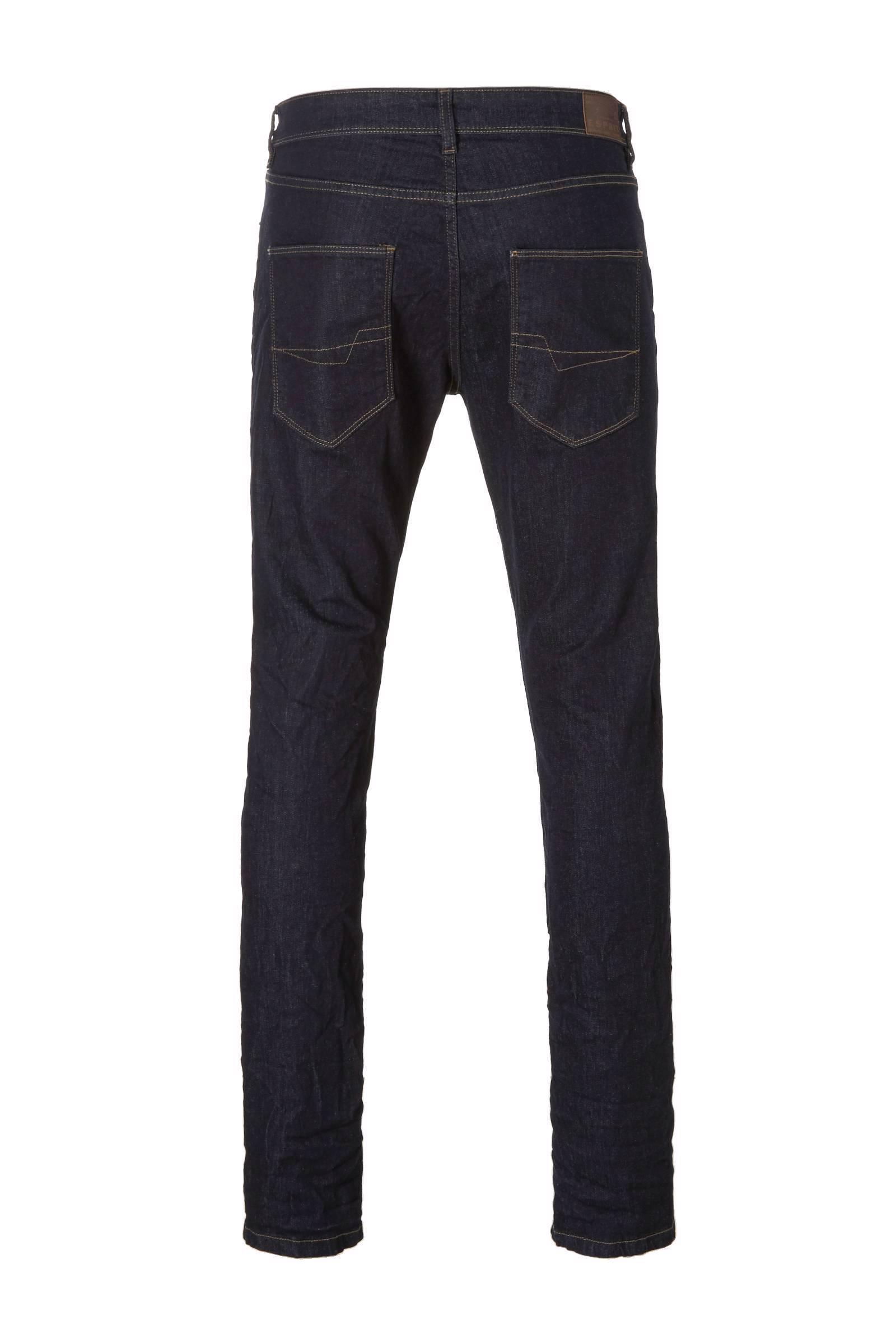 Esprit Denim Men Casual Straight Fit Jeans in het Blauw voor heren
